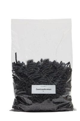 1 kilo zwartzaadbrokken