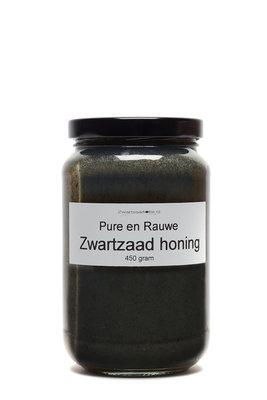 450 gram zwartzaadhoning